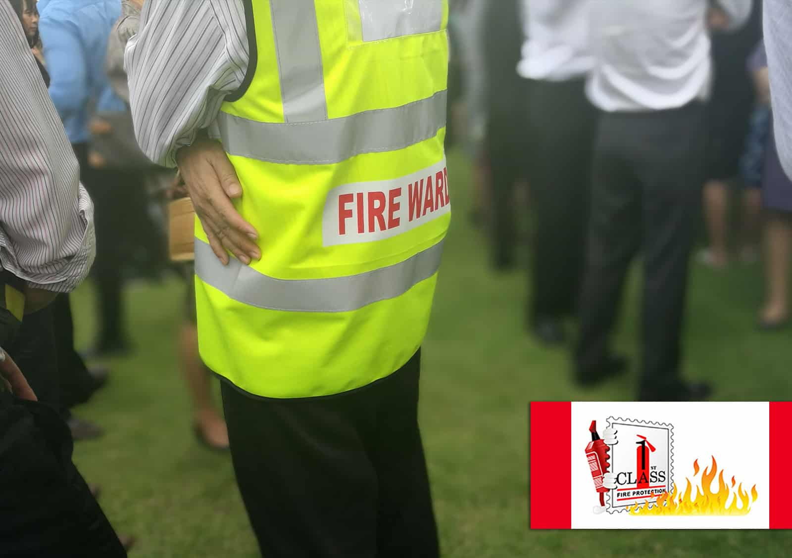 Fire Warden And Fire Marshall