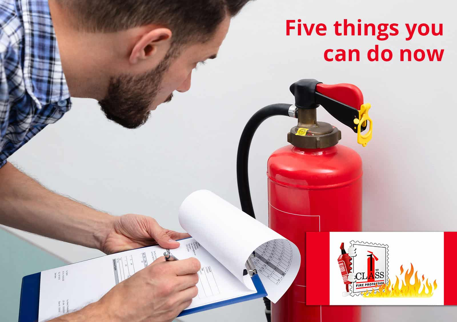 Fire prevention you can do