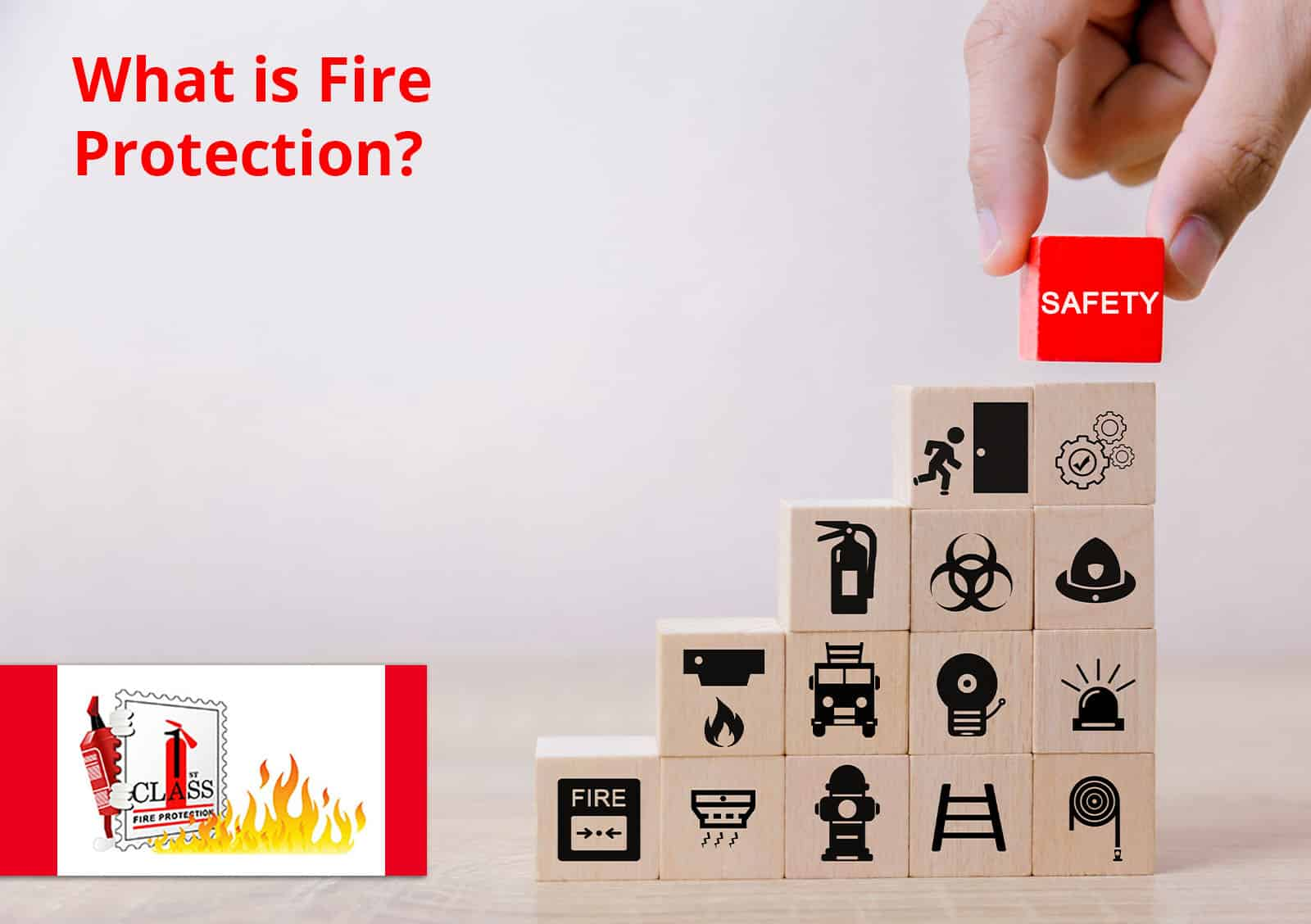 What is fire protection